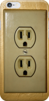 Electric Outlet by andytechie