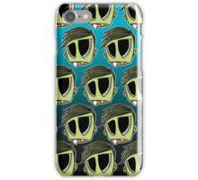 Un-Danny Print iPhone Case/Skin