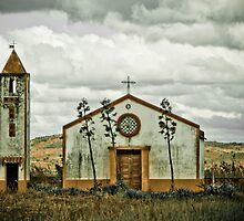 Catholic Church, Niassa, Mozambique by Tim Cowley