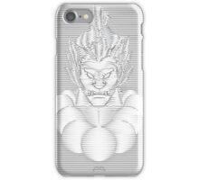 Akuma Waveform Evil Intent iPhone Case/Skin