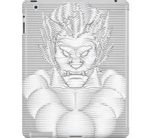 Akuma Waveform Evil Intent iPad Case/Skin