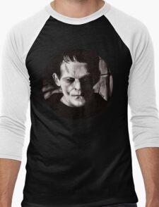 THE MONSTER of FRANKENSTEIN Men's Baseball ¾ T-Shirt