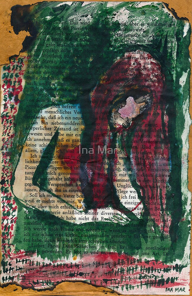 The unwritable letter by Ina Mar