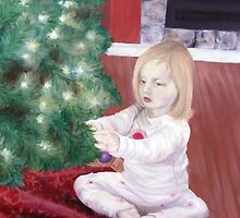 First Ornament of Christmas by Jewel  Charsley
