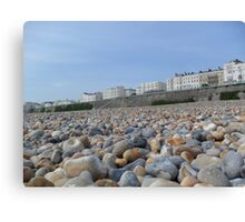 Brighton Marina Canvas Print