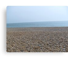 Brighton Sea Canvas Print