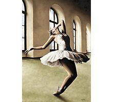Halcyon Ballerina Photographic Print