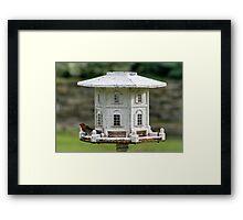 Bird Mansion Framed Print