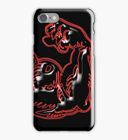 MIGHTY MIGHTY iPhone Case/Skin