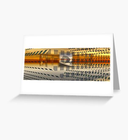Coralita View #1 Greeting Card