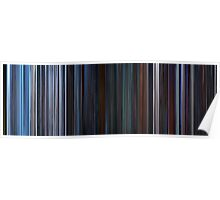 Moviebarcode: Star Wars: Episode V - The Empire Strikes Back (1980) Poster