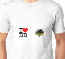I ♥ Diamond Dogs (Metal Gear Solid)  Unisex T-Shirt