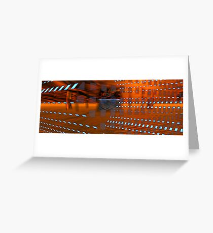 Coralita View #2 Greeting Card