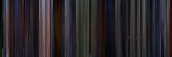 Moviebarcode: Star Wars: Episode VI - Return of the Jedi (1983) by moviebarcode
