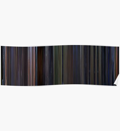 Moviebarcode: Star Wars: Episode VI - Return of the Jedi (1983) Poster