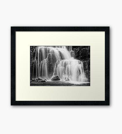 East Gill Force 04 - Nr Keld, Yorkshire Dales Framed Print