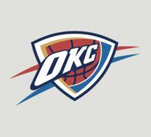 OKC logo by adnanbayu212