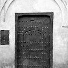 Moroccan Door by Victoria Kidgell
