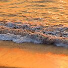 The golden surf is rolling back - la resaca dorada regresa, Puerto Vallarta, Mexico by PtoVallartaMex