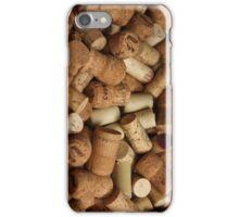 Wine Bottle Corks  iPhone Case/Skin