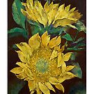 Sunflowers by Michael Creese