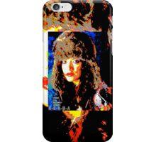 REKHA ROCK IT FAUX FUR iPhone Case/Skin