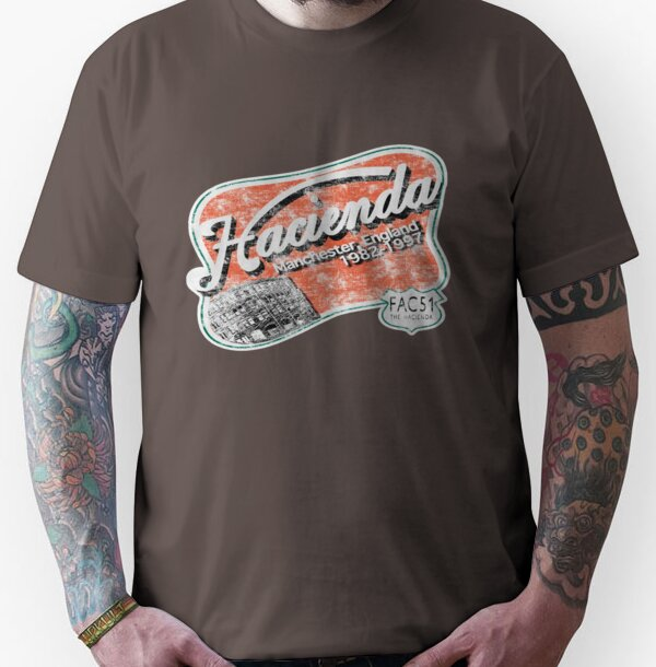 Hacienda Unisex T-Shirt