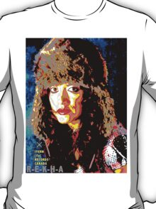 REKHA ROCK IT FAUX FUR T-Shirt
