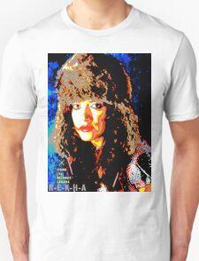 REKHA ROCK IT FAUX FUR T-Shirt