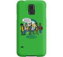 Greendale the Animated Series Samsung Galaxy Case/Skin