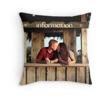 Information on Love Throw Pillow