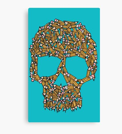 Create Or Die Canvas Print