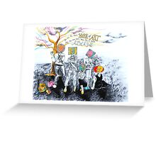 You Are The Finest Work Of Art Greeting Card