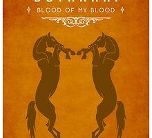 Dothraki Poster by liquidsouldes