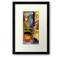 Copacetic I Framed Print