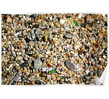 Sea Glass Abundance Poster