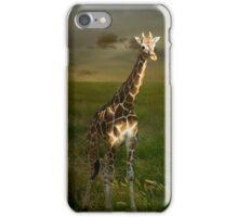 Giraffe iPhone II iPhone Case/Skin