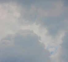 Background of clouds. by fotorobs