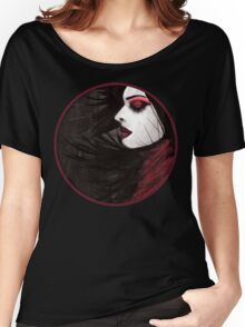 Sunk deep in the night...  Women's Relaxed Fit T-Shirt