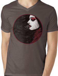 Sunk deep in the night...  Mens V-Neck T-Shirt