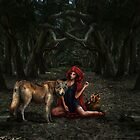 RED RIDING HOOD by VIGGART