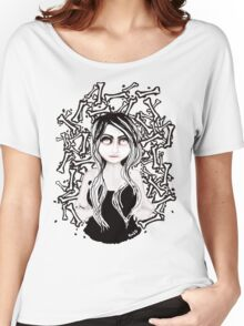 BONE ☠ COLLECTOR Women's Relaxed Fit T-Shirt