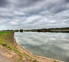 Penyfan Pond 9 by Steve Purnell