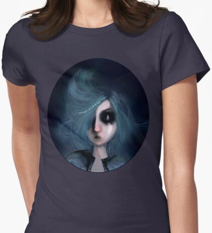 Chronophobia Womens Fitted T-Shirt