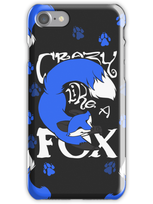 Crazy Like A Fox (Blue) by Zhivago