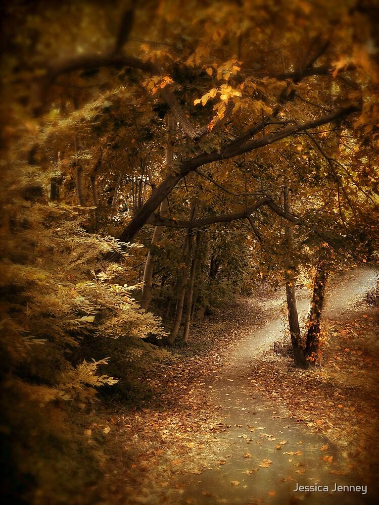October Trail by Jessica Jenney