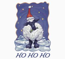 Sheep Christmas Card Kids Clothes