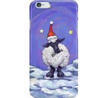 Sheep Christmas iPhone Case/Skin