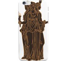 Hecate - Ancient Greek Goddess iPhone Case/Skin