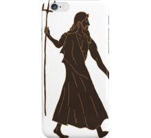 Poseidon - Greek God  iPhone Case/Skin